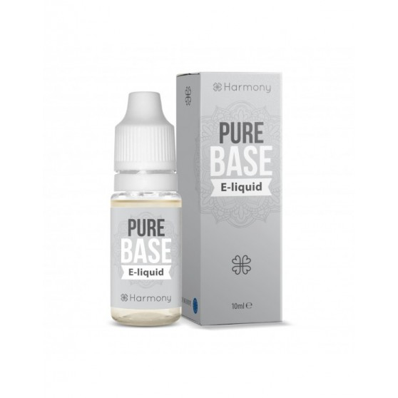 E LIQUIDE HARMONY PURE BASE 1000/0mg
