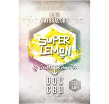 CBD SOLID GENTLEMAN SMOKER LEMON HAZE 3.8% CBD