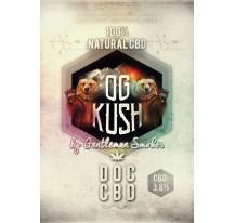 CBD SOLID GENTLEMAN SMOKER OG KUSH 3.8% CBD