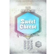 CBD SOLID GENTLEMAN SMOKER SWEET CHEESE 6.8% CBD