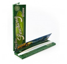FEUILLE SLIM SMOKING GREEN