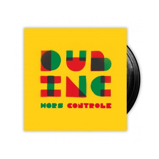 Double vinyl LP Hors Contrôle