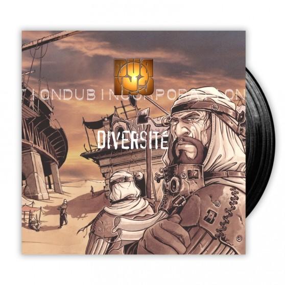 Double vinyl DUB INC Diversité