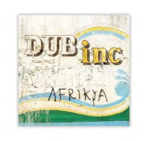 CD Album Reggae Afrikya Dub inc