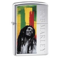 Briquet essence Zippo Bob Marley