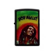 Briquet Zippo Bob Marley peinture