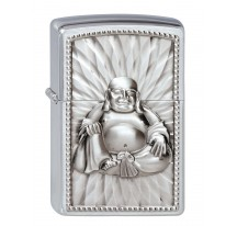 Briquet Zippo Budha en relief
