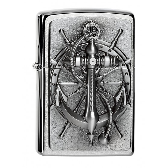 Zippo emblème nautique - marin - pirate