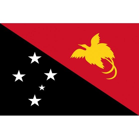Drapeau Papouasie-Nouvelle-Guinée