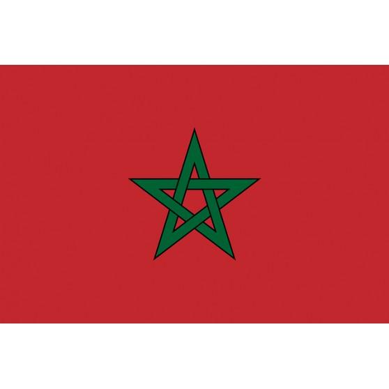 Drapeau Maroc 150x90cm