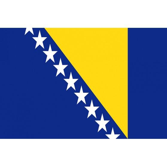 Drapeau Bosnie