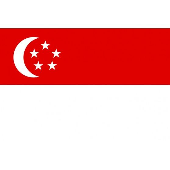Drapeau Singapoure pas cher