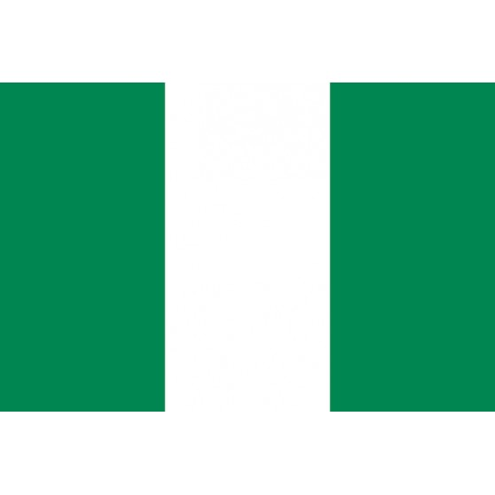 Drapeau Nigeria 150x90