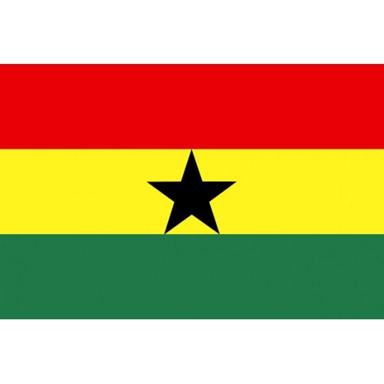 Drapeau Ghana 150x90