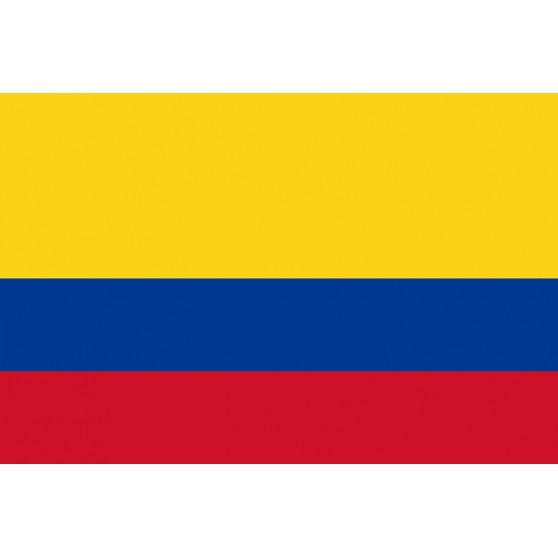 Achat vente drapeau Colombie 150x90
