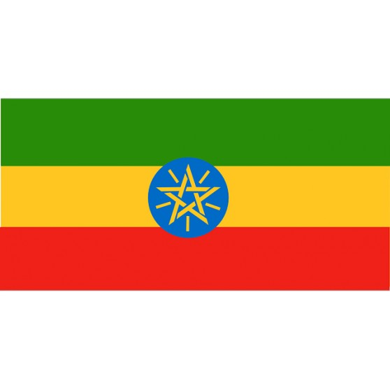 Drapeau Éthiopie