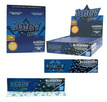 FEUILLES SLIM JUICY JAY'S BLUEBERRY MYRTILLE