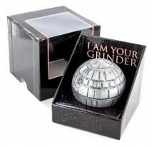 "GRINDER de l'étoile de la mort Star Wars ""I am your grinder"""