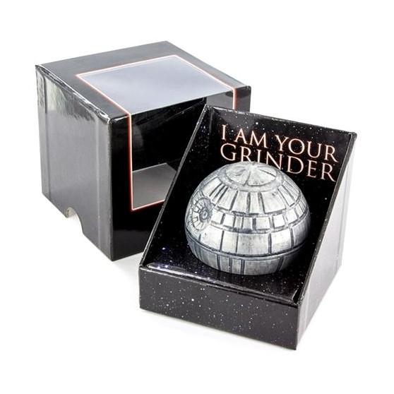 "GRINDER de l'étoile Noire Star Wars ""I am your grinder"""