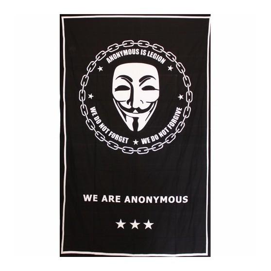 Tenture Coton 140x220 Anonymous