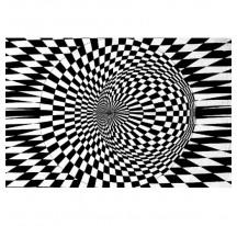 Tenture Psyche Vision 140x220cm