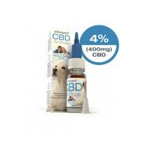 HUILE CBD CIBDOL PR CHIEN 4%