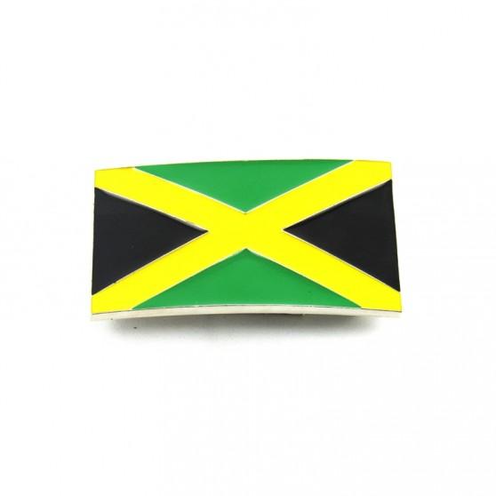 BOUCLE DE CEINTURE JAMAICA FLAG