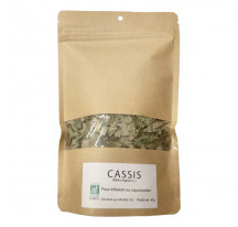 Herbe aromatique CASSIS 45G