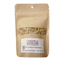 Herbe aromatique CAMOMILLE MATRICAIRE