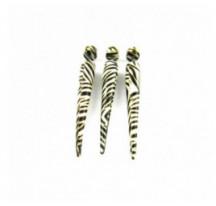 Piercing Faux Expander Zebre