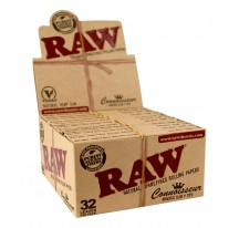 FEUILLE SLIM + TIPS RAW