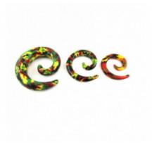 Piercing Spirale Camo Multi