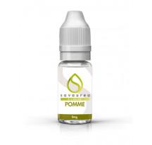 E-liquide pour cigarette Electronique Pomme