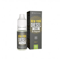 E LIQUIDE NEW-YORK DIESEL 0mg TERPENES PURES