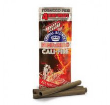 HEMPARILLO ROYAL BLUNTS CALI FIRE X4