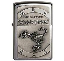 Zippo Zodiaque Scorpion