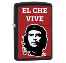 Zippo El Che Vive Rouge