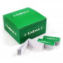 karma tips carnet biodegradable