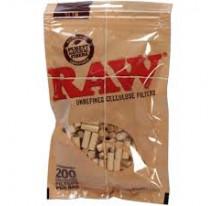 Filtres Raw Celulose Non Raffinee