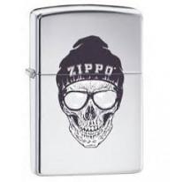 Zippo Bonnet Tete De Mort