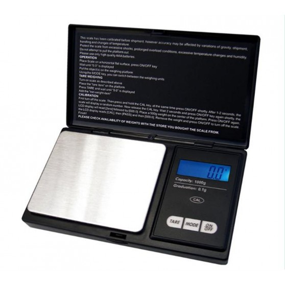 BALANCE DIGITAL SCALE PROFFESSIONAL- MINI 600G-0.1G