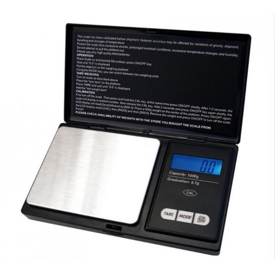 BALANCE DIGITAL SCALE PROFFESSIONAL- MINI 600G-0.1G