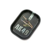 PLATEAU METAL 18X14CM AK49