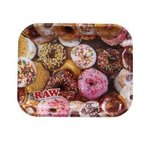 PLATEAU METAL 33x27.5 raw donut