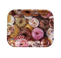 PLATEAU METAL 33x27.5 raw donut