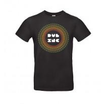 Tee-Shirt Dub Inc Mandala Noir