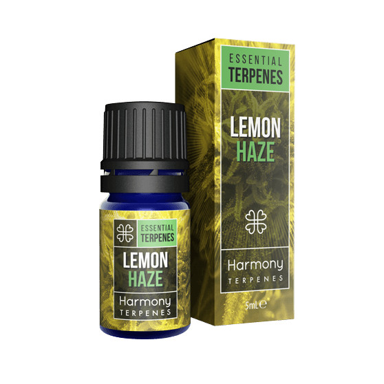 Modifier : Terpenes lemon haze 5ml Harmony