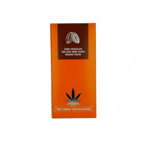 Chocolat noir aux graines de chanvre