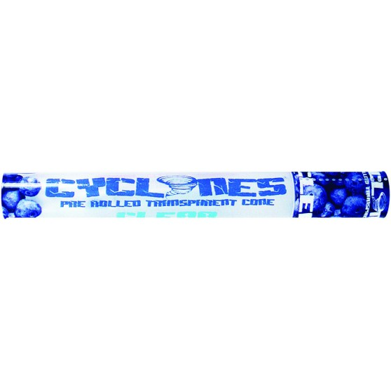 CYCLONES CLEAR BLUEBERRY
