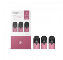 Pack 3 pods CBD Pink Limonade TEMPO